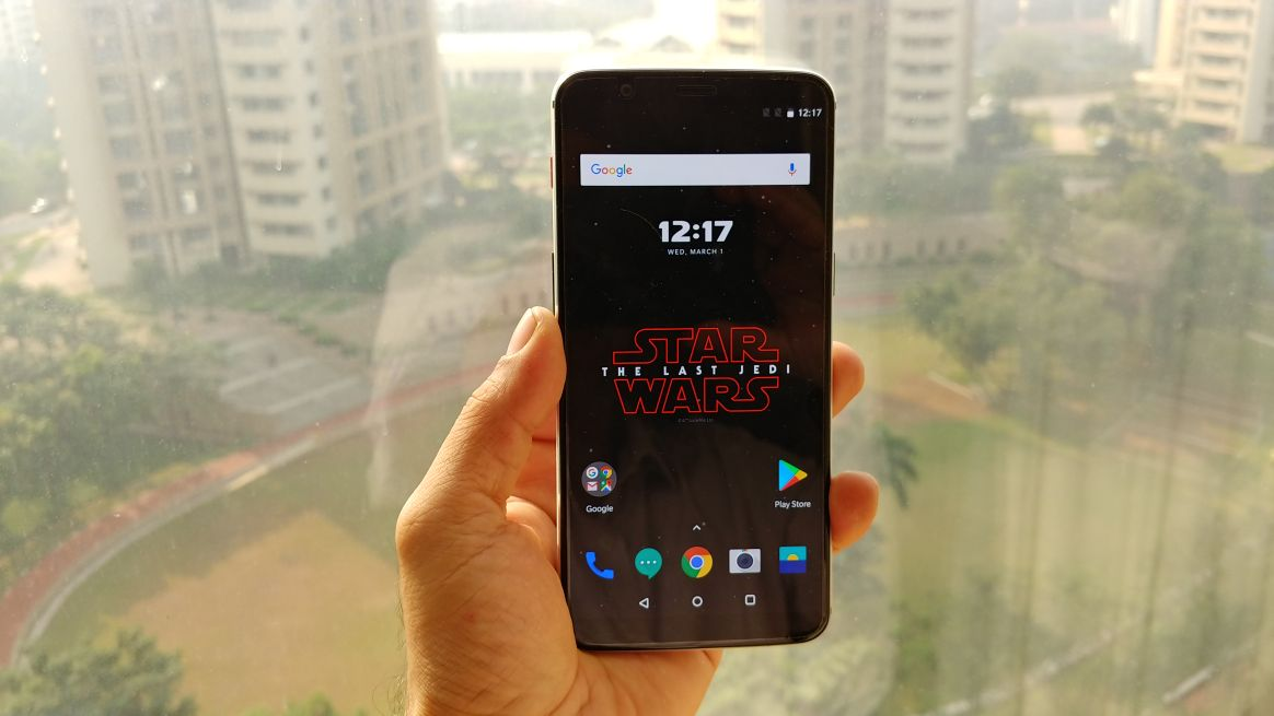 OnePlus 5T latest OxygenOS beta 3 brings new navigations gestures, removes Clipboard and more