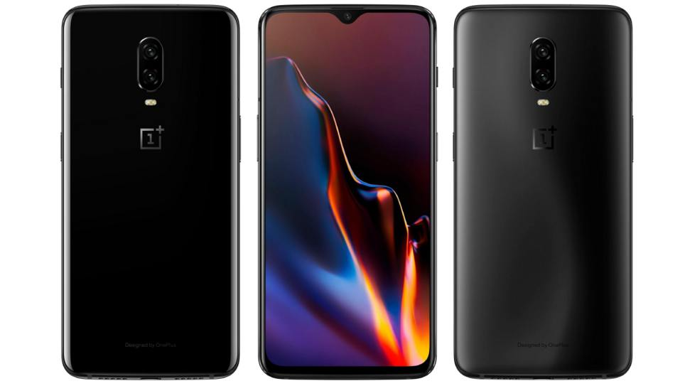OnePlus 6T images, specifications leaked days ahead of the announcement