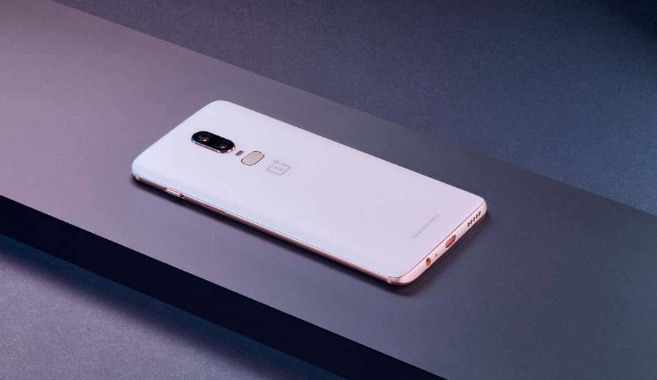 OnePlus 6 Silk White Limited Edition to go on sale on June 5