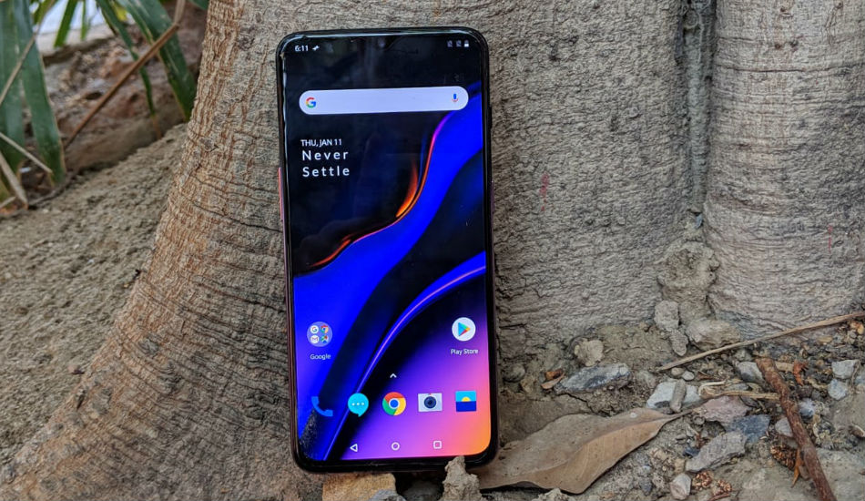 OnePlus 6T Thunder Purple in Pictures