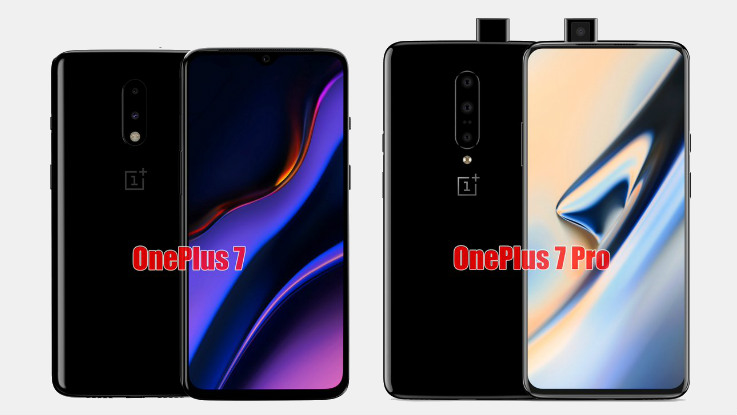 OnePlus 7, OnePlus 7 Pro screen size and camera details leaked