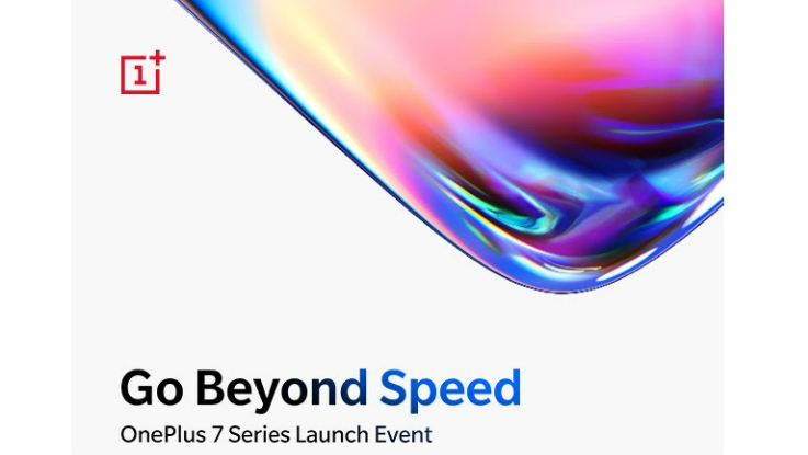 OnePlus 7, OnePlus 7 Pro launching in India on May 14