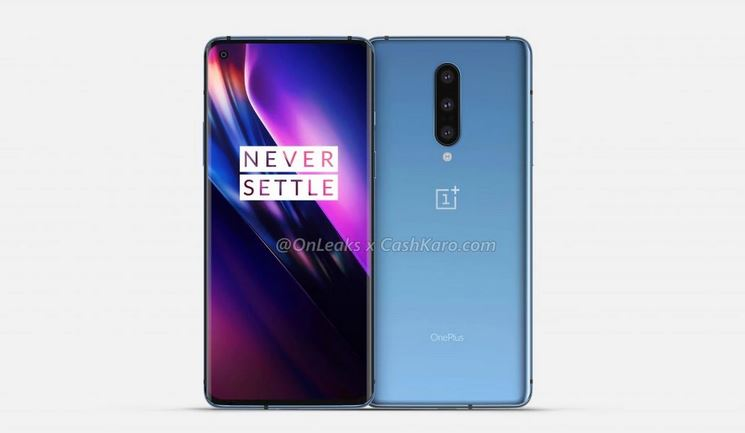 OnePlus 8 to be available for sale today at 2PM via Amazon