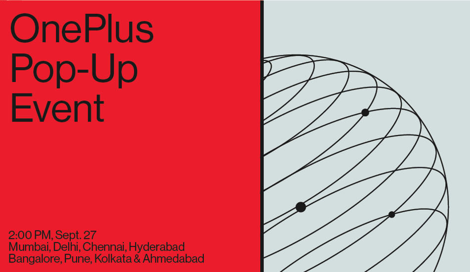 OnePlus announces Screen Technology event on January 13 in China