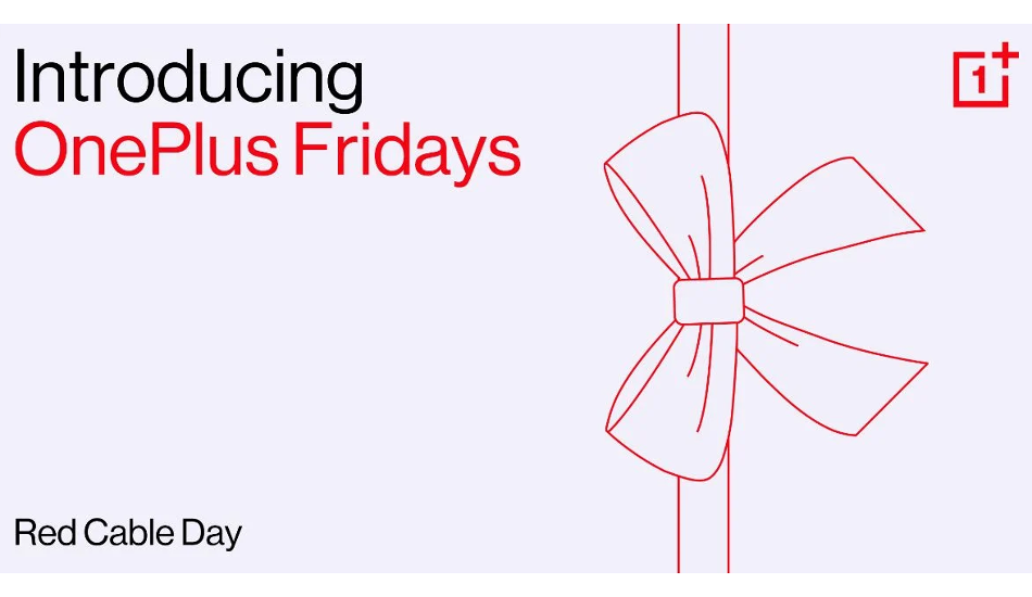 OnePlus introduces 'OnePlus Fridays' with exciting offers for community