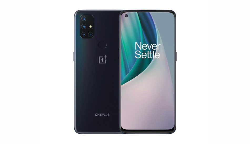 OnePlus Nord N10 receives OxygenOS 10.5.8 update with December security patch