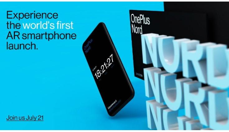 OnePlus Nord Launch in India, price starts at Rs 24,999