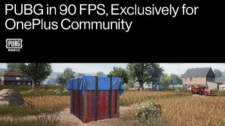 OnePlus users will get early access to PUBG Mobile 90fps support