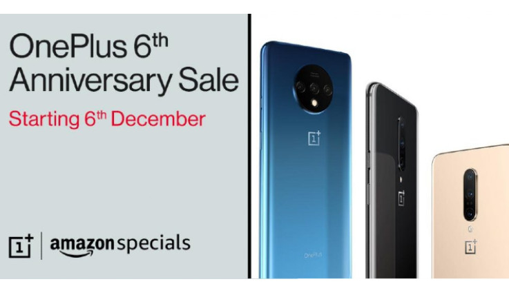 OnePlus 6th Anniversary sale: Top deals on OnePlus 7T, 7 Pro and more