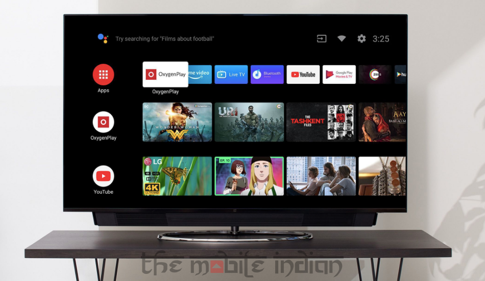 OnePlus TV now supports dedicated Amazon Prime Video section on Oxygen Play