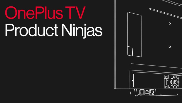 OnePlus introduces OnePlus TV Product Ninjas programme in India