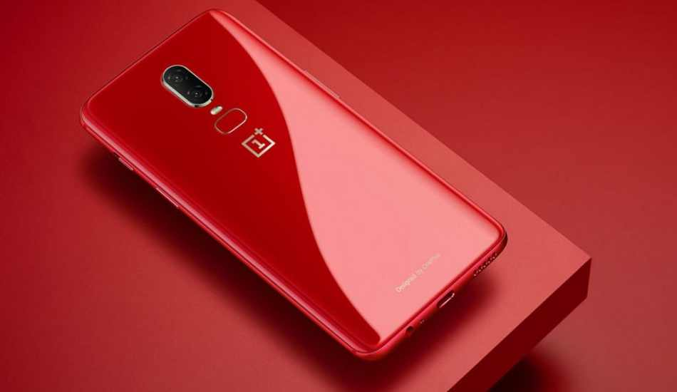 OnePlus 6 Red colour variant launched, to be available in India from July 16