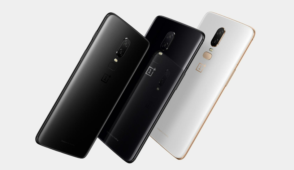OnePlus 6 gets new Android P Beta build though Developer Preview 3
