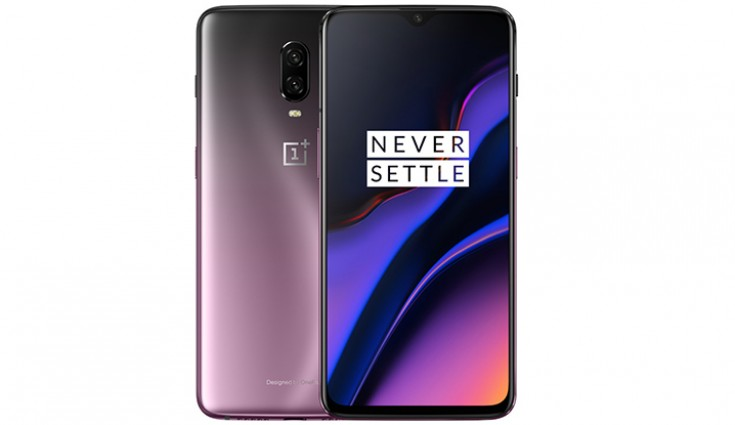 OnePlus 6T Thunder Purple colour variant announced in India for Rs 41,999