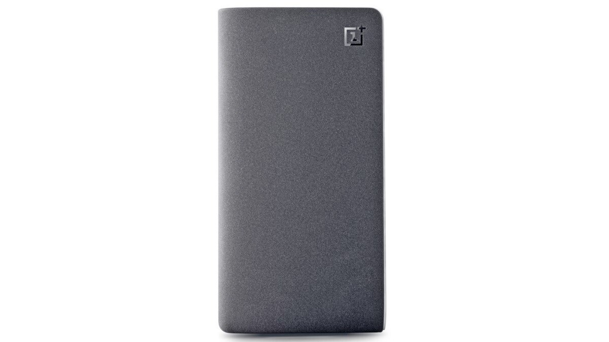 OnePlus Power Bank with fast charging may be launched soon
