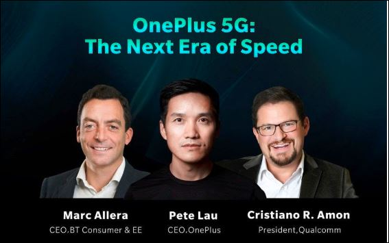 OnePlus 5G prototype smartphone to be showcased at MWC