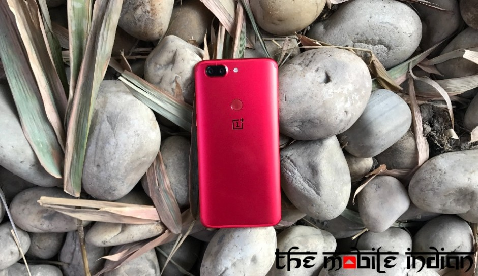 OxygenOS 5.1.5 update adds Project Treble support to OnePlus 5/5T
