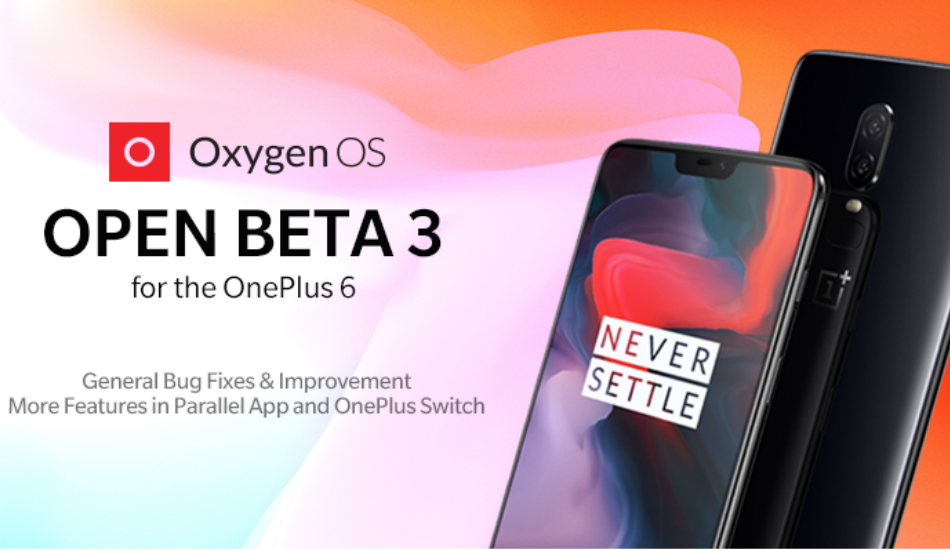 OnePlus 6 OxyegnOS Open Beta 3 adds Google Assistant hardware shortcut and more