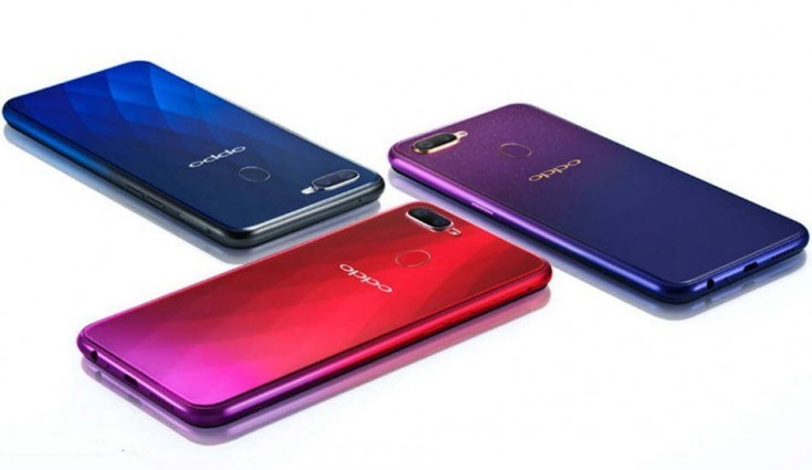 Oppo F9 Pro price slashed again by Rs 2,000
