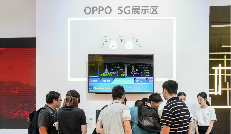 Oppo unveils Find X-based 5G prototype powered by Snapdragon 855