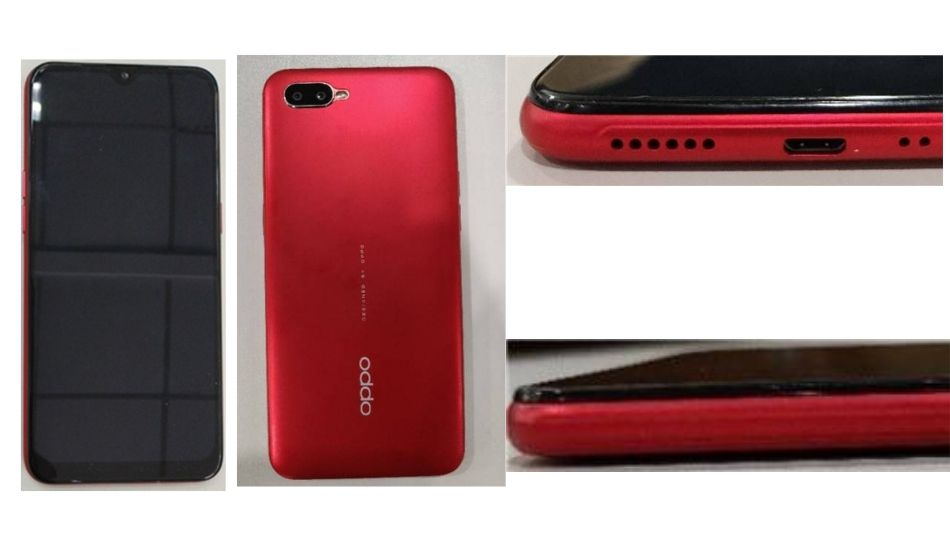 Oppo A1s launching in India soon