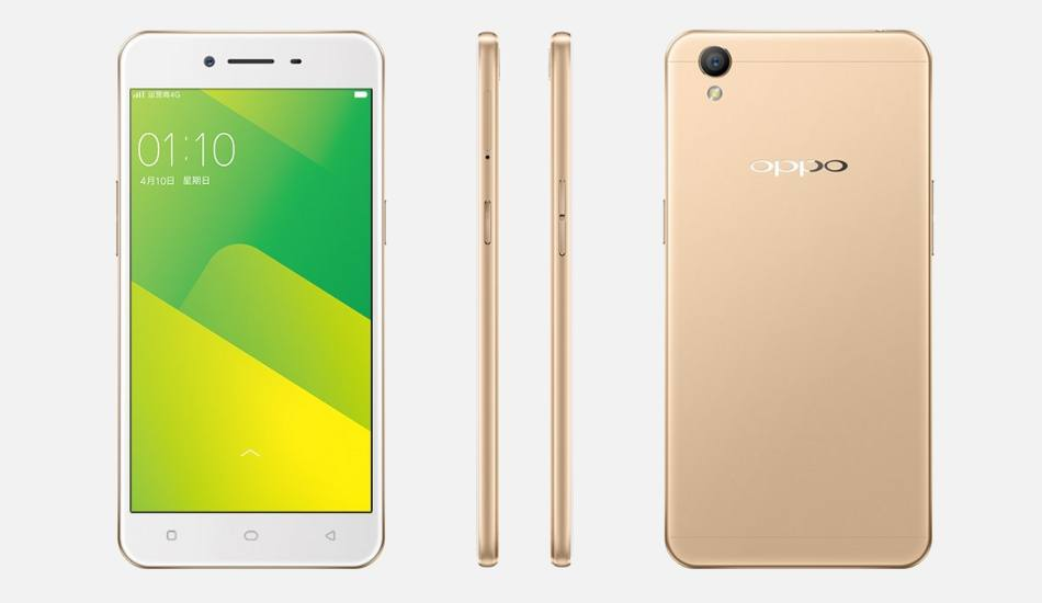 Oppo A37 with 5 inch HD display, 2GB RAM launching in India?