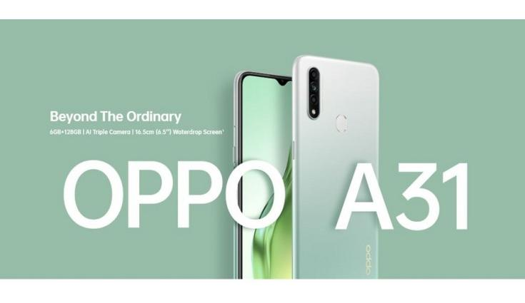 Oppo A31 6GB RAM option goes on sale in India