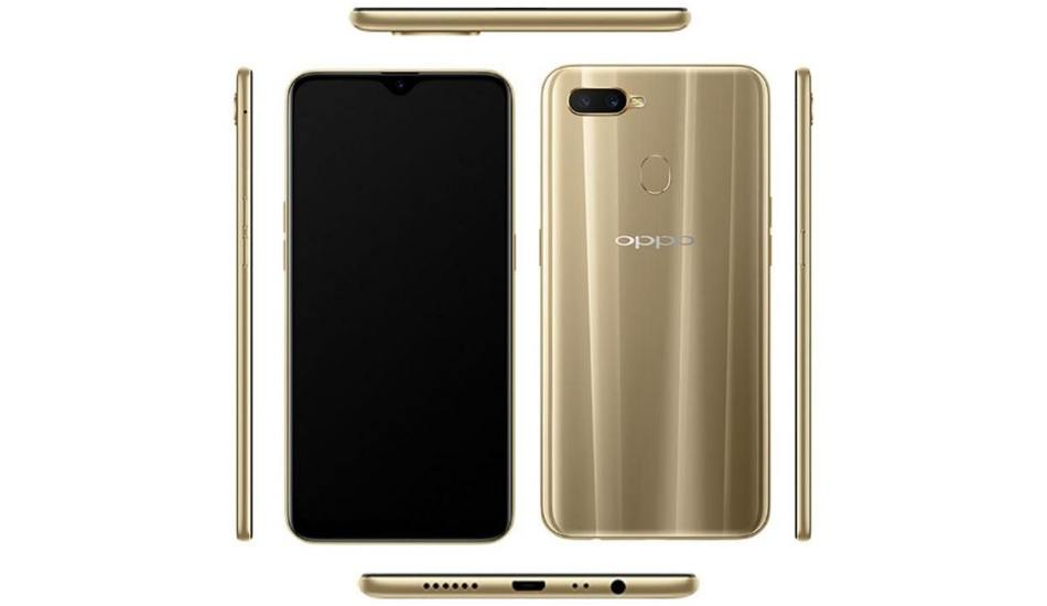 Oppo A7 4GB variant receives a price cut of Rs 1,000 again