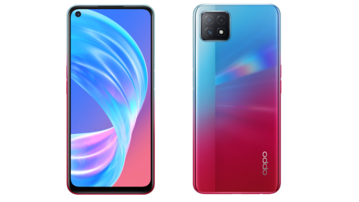 Oppo A72 5G announced with 90Hz display, Dimensity 720, triple rear cameras and more