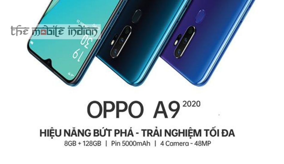 Oppo A9 2020 specifications confirmed ahead of September 10 launch