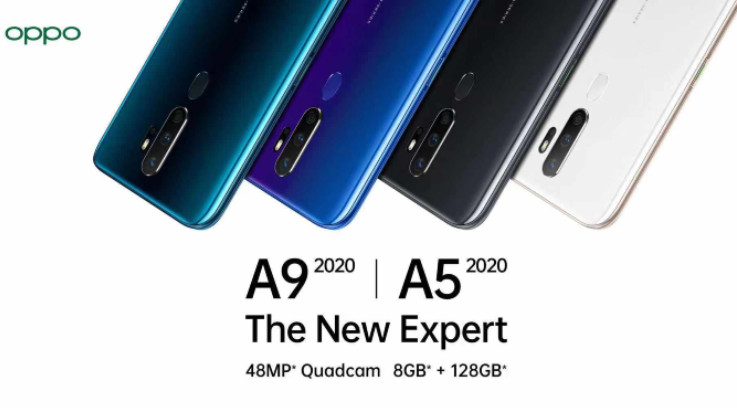 Oppo A9 2020, A5 2020 launched in India, price starts at Rs 12,490