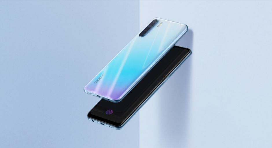 Oppo A91 press renders leaked, spotted on GeekBench as well