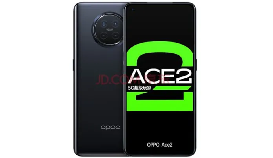Oppo Ace2 renders surface online, colour variants revealed