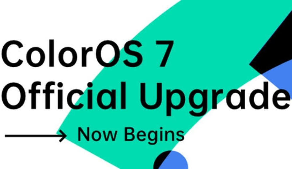 Android 10 based ColorOS 7 now rolling out to Oppo Reno 2, Reno Z, F11, F11 Pro, R17