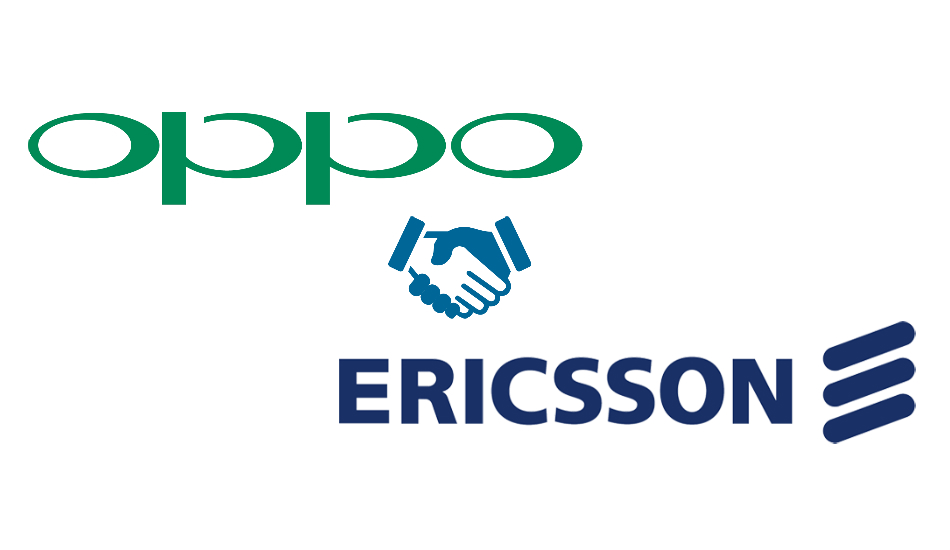 Oppo partners with Ericsson to collaborate for 5G smartphones