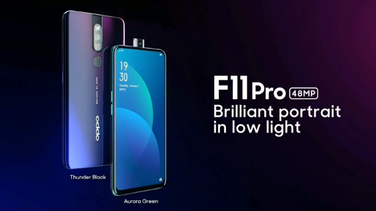 Oppo F11 Pro with 48MP rear camera to launch in India on 5 March
