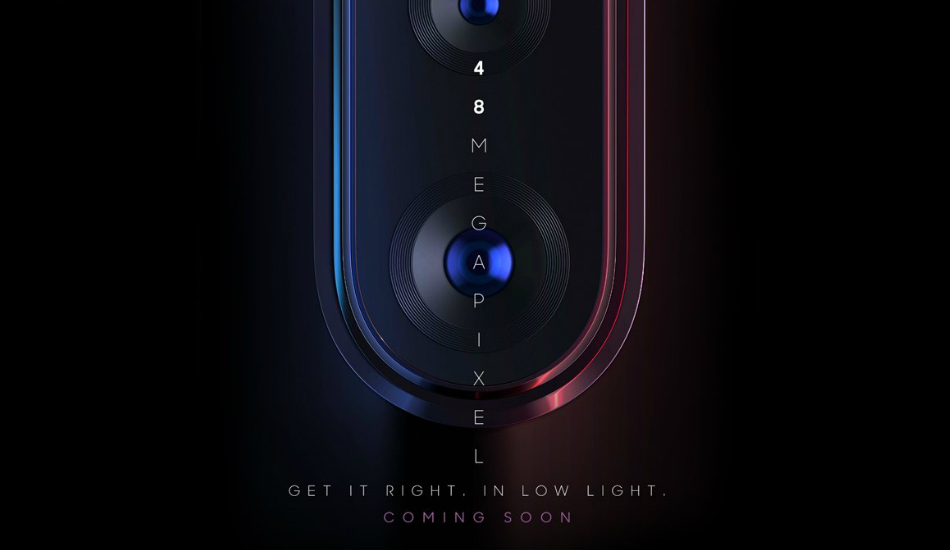 Oppo F11 Pro  with 48 MP dual rear camera, Super Night mode coming soon