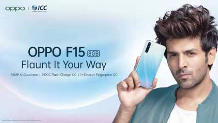 Oppo F15 confirmed to launch on January 16
