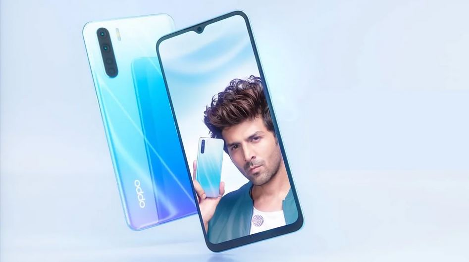 Oppo F15 goes on sale in India for Rs 19,990