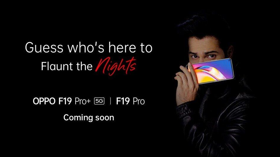 Oppo F19 launched in India with 48MP triple cameras, 5,000mAh battery: Price, Specifications