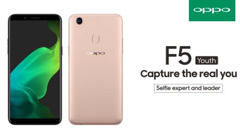 Oppo F5 Youth to launch in India on December 8