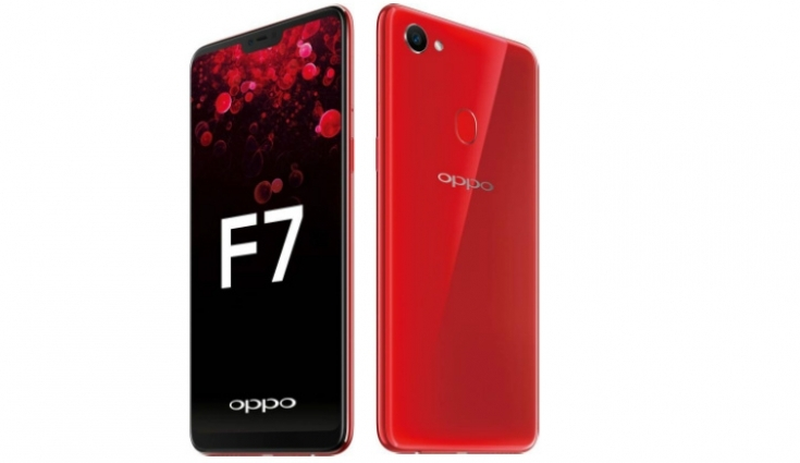 Oppo F7 gets Android 10 based ColorOS 7 update in India