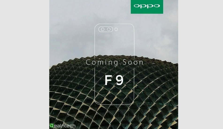Oppo F9, F9 Pro Coming Soon, pass Bluetooth certification