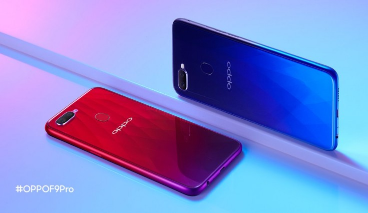 Oppo F9 and F9 Pro receive Android 10-based ColorOS 7 update, Oppo Find X2, Find X2 Pro to get Android 11 beta this month