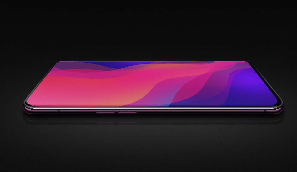 Oppo Find X launched in India with 6.42-inch FHD+ display, three slide-out cameras, 8GB RAM