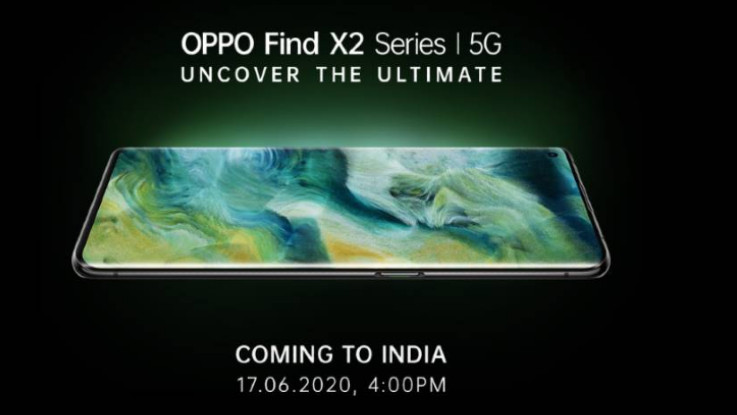 Oppo Find X2, Find X2 Pro confirmed to launch in India on June 17