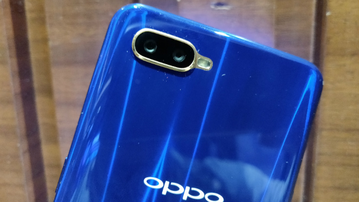 Oppo K1 in Pictures