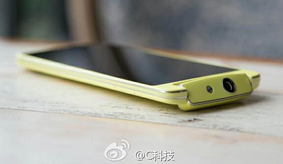 Oppo N1 Mini in Pics