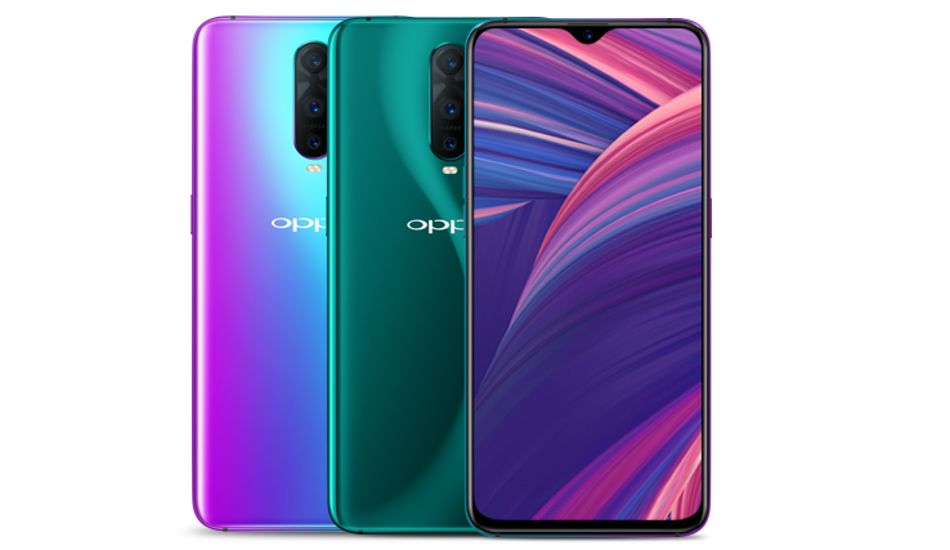 Oppo R17 Pro launched in India with triple rear cameras, in-display fingerprint sensor
