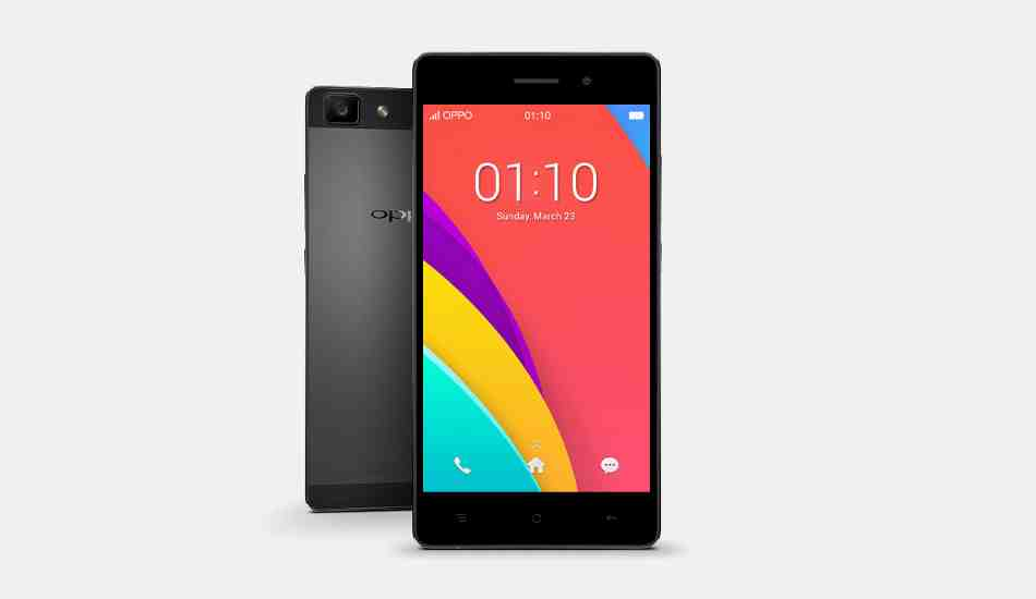 Oppo R5s announced with 3GB RAM and 5.2-inch FHD display